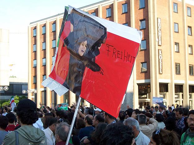 Freiheit! Köln, 23. Juni 2009