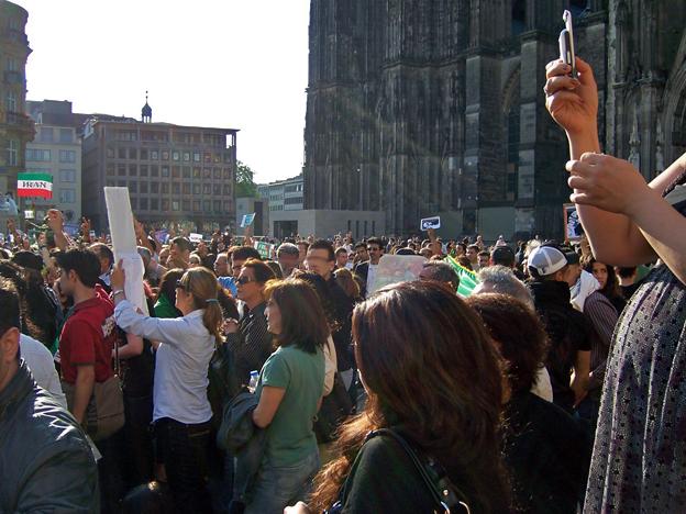 Köln, 23. Juni 2009
